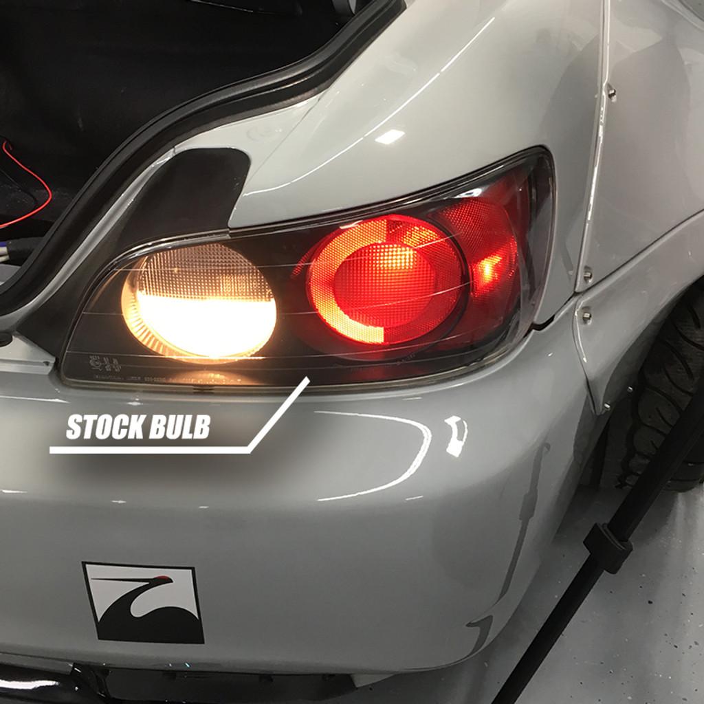 LED Tail Light Bulbs - 2001 Honda S2000 LED Upgrade Kit