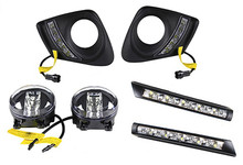 Auer Automotive 2013-2016 SCION FRS LED Daytime Running Light Kit