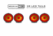 CHEVROLET CORVETTE (05-13): MORIMOTO XB LED TAIL LIGHT KIT