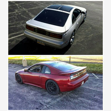 BTR Wiper Motor and Arm Delete Kit for Nissan 300zx
