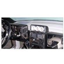 BTR Pontiac Fiero Triple Gauge Panel