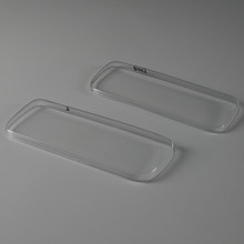 Pontiac Fiero GT Clear Front Turn Signal Covers