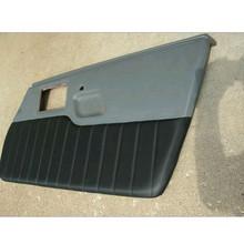 Pontiac Fiero Custom Door Panel Upholstery Kit with Vertical Stitching