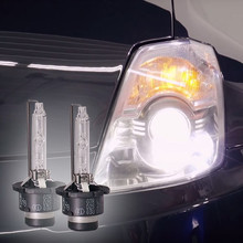 HID BULBS HIGH / LOW BEAM - 2006 - 2009 Nissan 350z Headlight Upgrade Kit