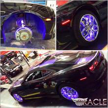 ORACLE LED Illuminated Wheel Rings