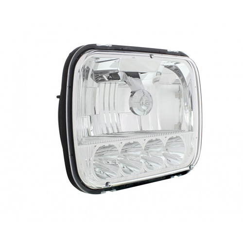 84-88 Pontiac Fiero LED Headlight Housings - United Pacific 31297