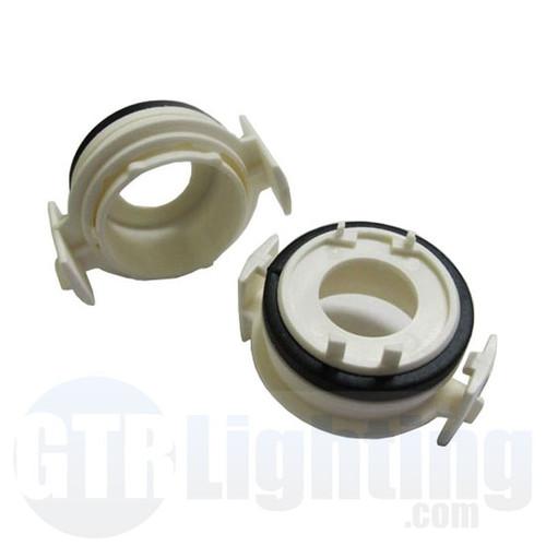 GTR Lighting BMW H7 HID Bulbs Adapters (Low Beam)