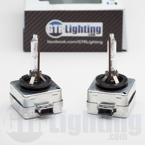 GTR Lighting D1S OEM Style HID Bulbs - Pair
