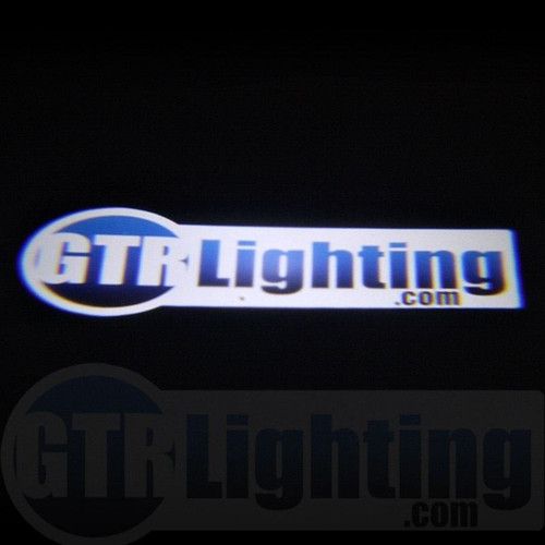 GTR Lighting LED Logo Projectors, GTR Lighting Logo, #1