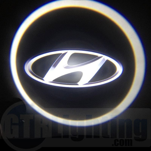 GTR Lighting LED Logo Projectors, Hyundai Logo, #67