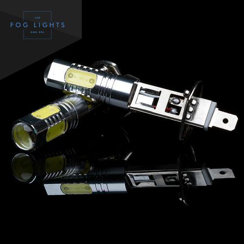GTR Lighting Lightning Series H1 LED Bulbs, White