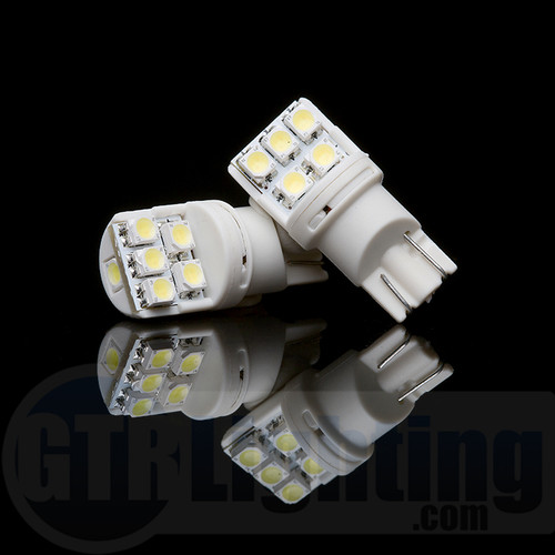 GTR Lighting T10 / 194 / 168 Twist Style LED Bulbs