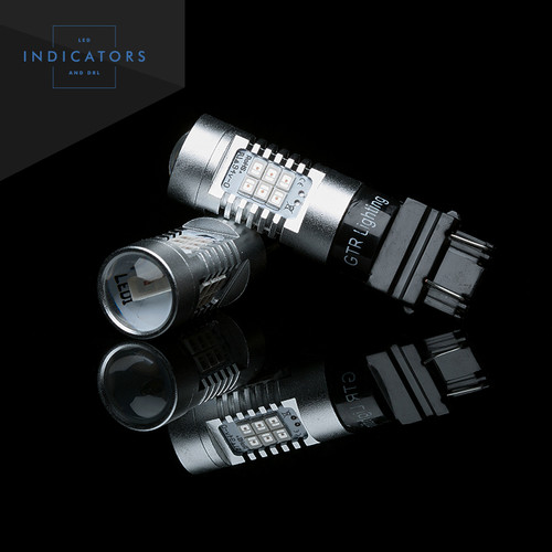 GTR Lighting Carbide Series 3156 / 3157 LED Bulbs, C/K Compatible