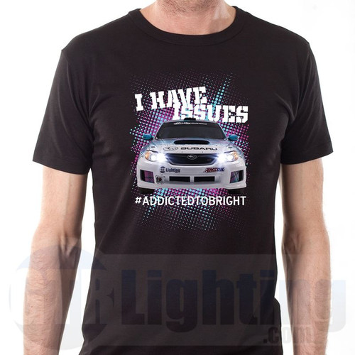GTR Lighting Addicted To Bright T-Shirt