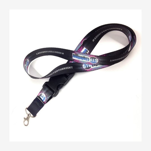 GTR Lighting Lanyard with Addicted To Bright