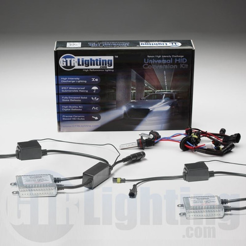 GTR Lighting 35w Hylux Single Beam CANBUS HID Conversion Kit - 4th Generation