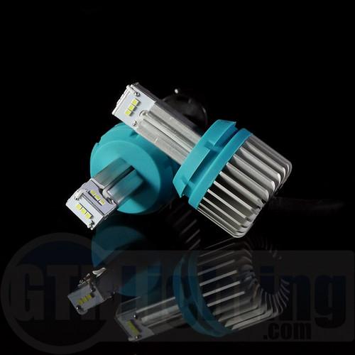 GTR Lighting High Output 1,000 Lumen LED Reverse Bulbs - 1156