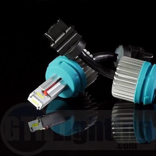GTR Lighting High Output 1,000 Lumen LED Reverse Bulbs - 7440