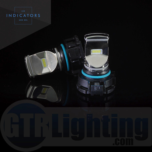 GTR Lighting Fog / DRL Ultra Series 5202 / 2504 LED Bulbs