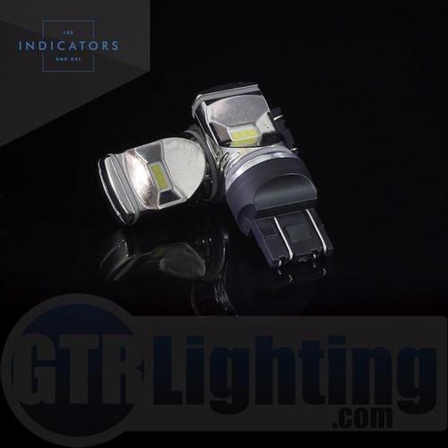 GTR Lighting Ultra Series 7440 / 7443 LED Bulbs