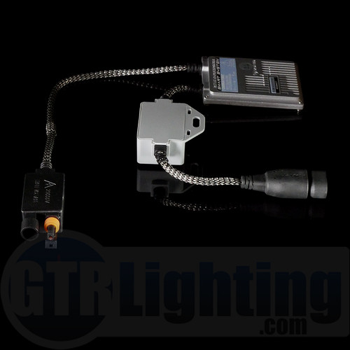 GTR Lighting 35w Smart PWM Slim HID Ballast - 5th Generation
