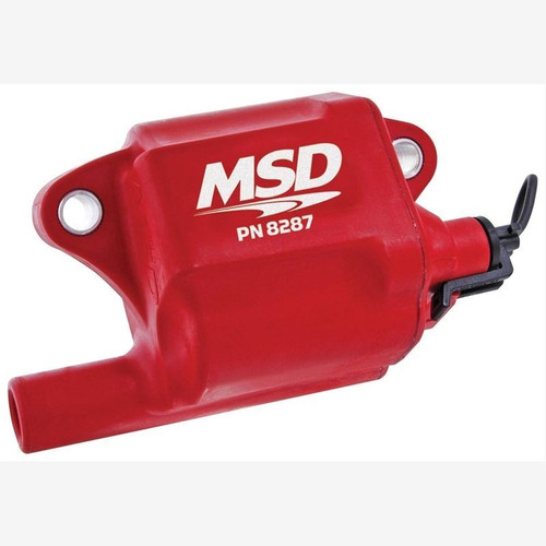 MSD MSD 82878 GM LS Series (LS-2/7) High Performance Red Coil Packs