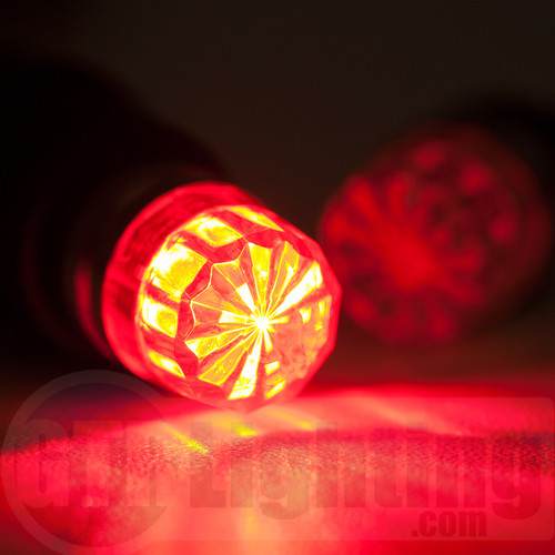 REAR PARKING LIGHT BULBS - 2003 - 2005 Nissan 350z LED Bulb Upgrade Kit