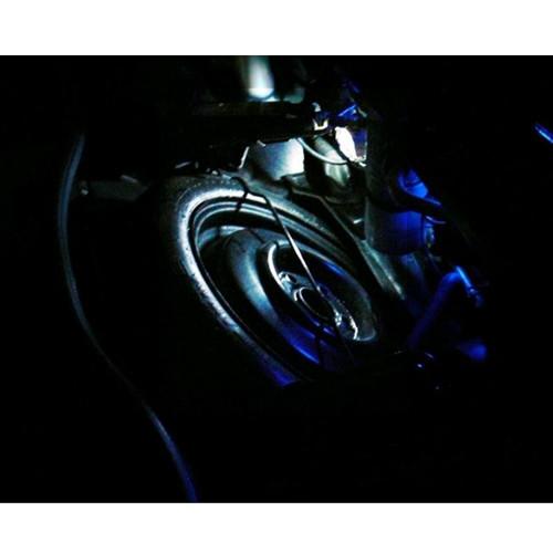 LED UNDERHOOD LIGHT - 1984 - 1988 Pontiac Fiero LED Light Bulbs Upgrade