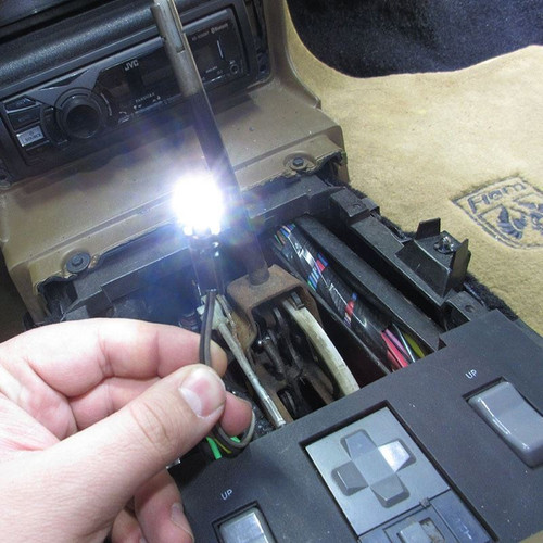 LED AUTOMATIC SHIFTER BULB upgrade for Pontiac Fiero 1984 - 1988