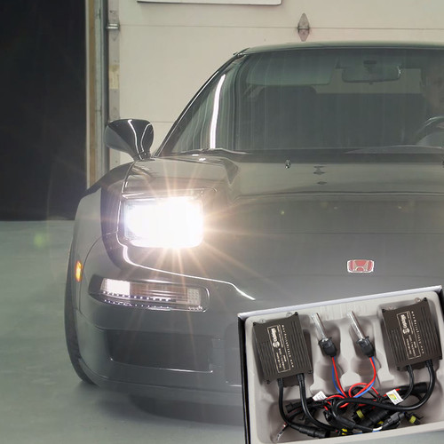 HID KIT HIGH BEAM - 1991 - 2001 Acura NSX Headlight Upgrade Kit