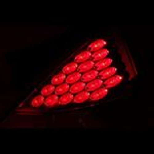 Anzo 03-05 Nissan 350Z LED Tail Lights