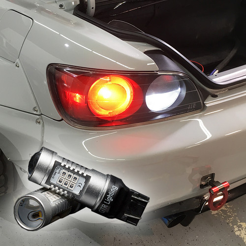 LED Reverse Light Bulbs - 2001 Honda S2000 LED Upgrade Kit