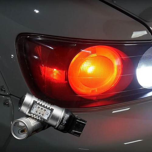 LED Tail Light Bulbs - 2001 Honda S2000 LED Upgrade Kit