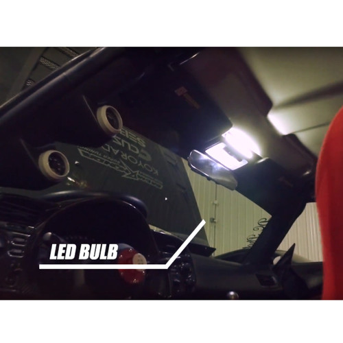 LED Dome Light - 2001 Honda S2000 LED Upgrade Kit