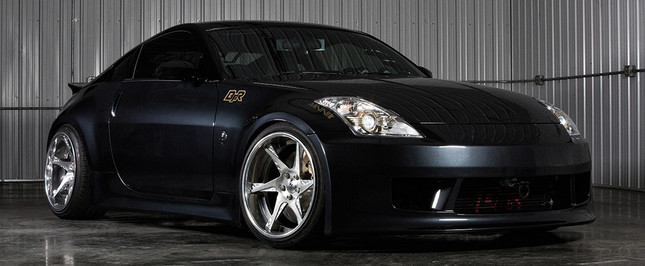 Everything we've done to the 350z