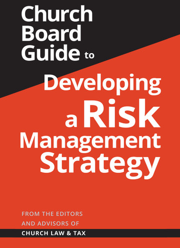 Church Board Guide to Developing a Risk Management Strategy