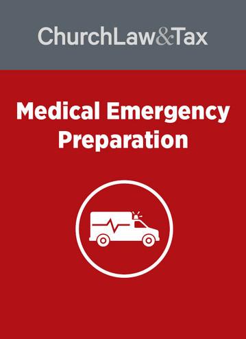 Medical Emergency Preparation