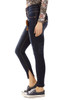 High Waisted Stacked Skinny Jeans + Gift With Purchase In Zena