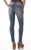 "Basic Legendary Skinny Jeans (28-30-32"") In Darcy"