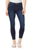 Irresistible Skinny Ankle Jeans In Dune