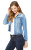 Basic Dreamer Denim Jacket In Fern