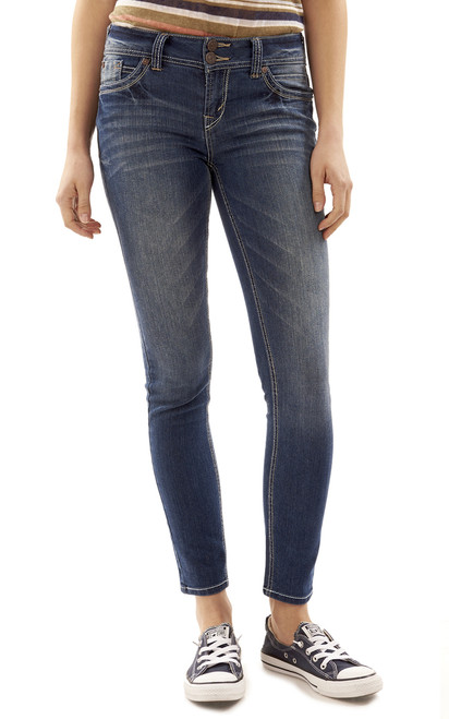Luscious Curvy Skinny Jeans In Katy