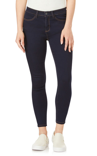 Irresistible Skinny Ankle Jeans In Rinse