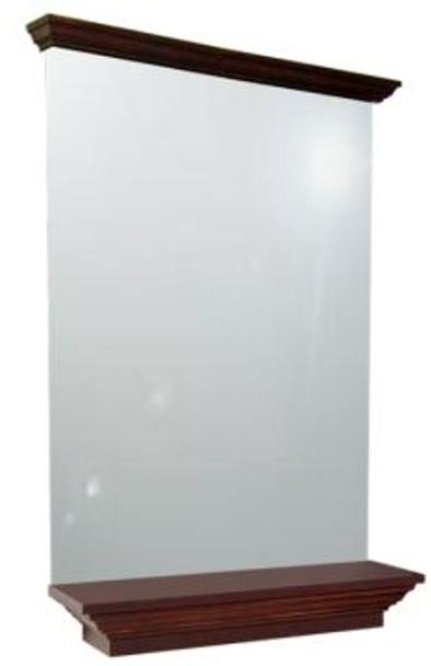 Jeffco Elite Wall-Mounted Mirror & Ledge