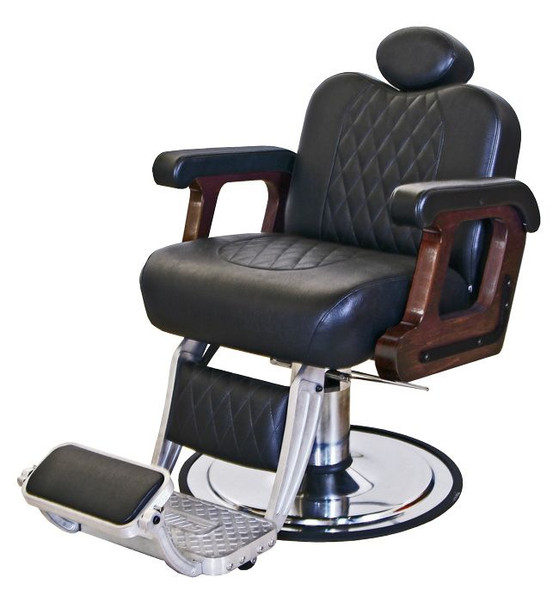 Collins Commander B Barber Chair