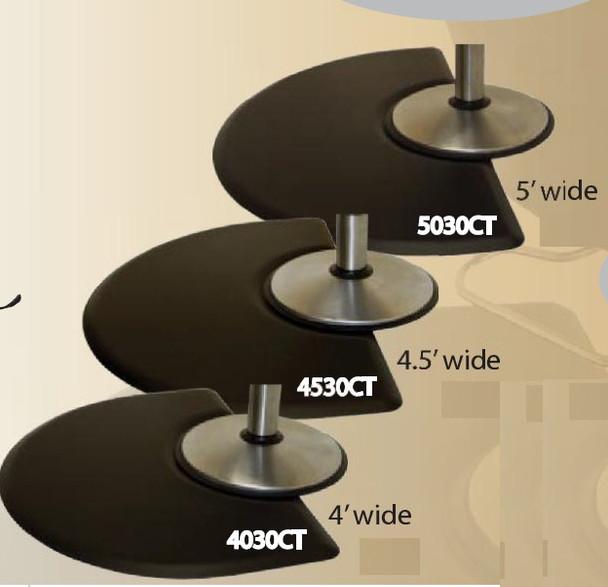 Comfort Style 4.5' Salon Mat