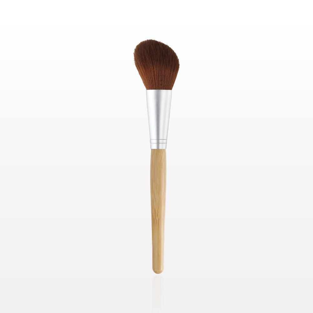 Angled blush brush vs regular blush brush