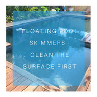 Floating Pool Skimmer