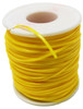Yellow color 9194 Plastic Craft Cord 300 feet
