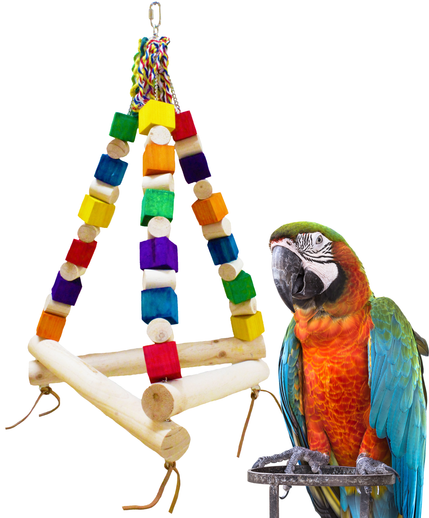 Large Bird Toys - Bonka Bird Toys